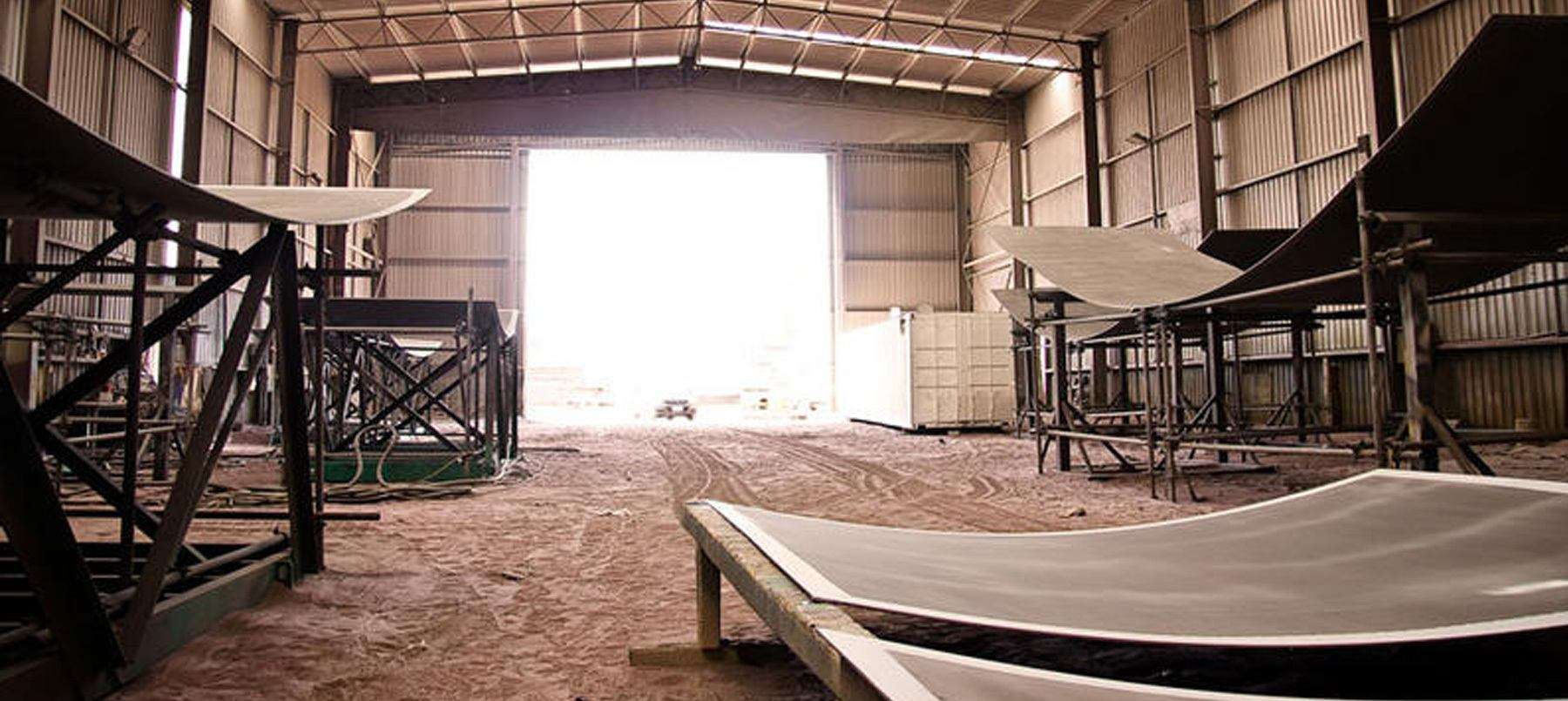 Abrasive blasting and industrial coating services